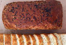 Receita - Pão de Quinoa com Tomate Seco